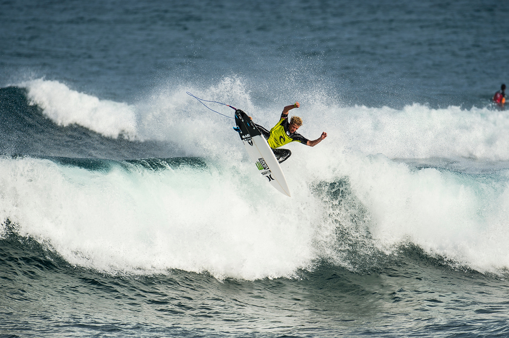 John John Florence – First 10 point Ride for 2014